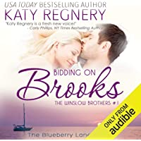 Bidding on Brooks: The Winslow Brothers #1: The Blueberry Lane Series -The Winslow Brothers