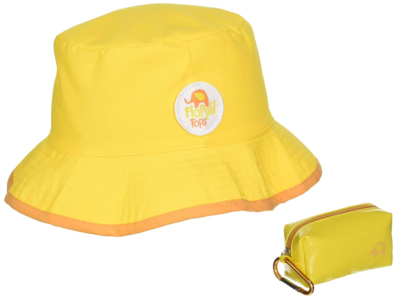 Amazon.com  Floppy Top Children s Reversable Rain and Sun Hat ... 17f5d2b5940