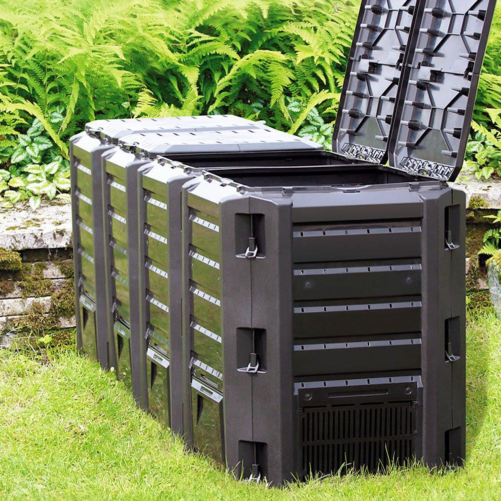 Szeneriebild Kompostierer