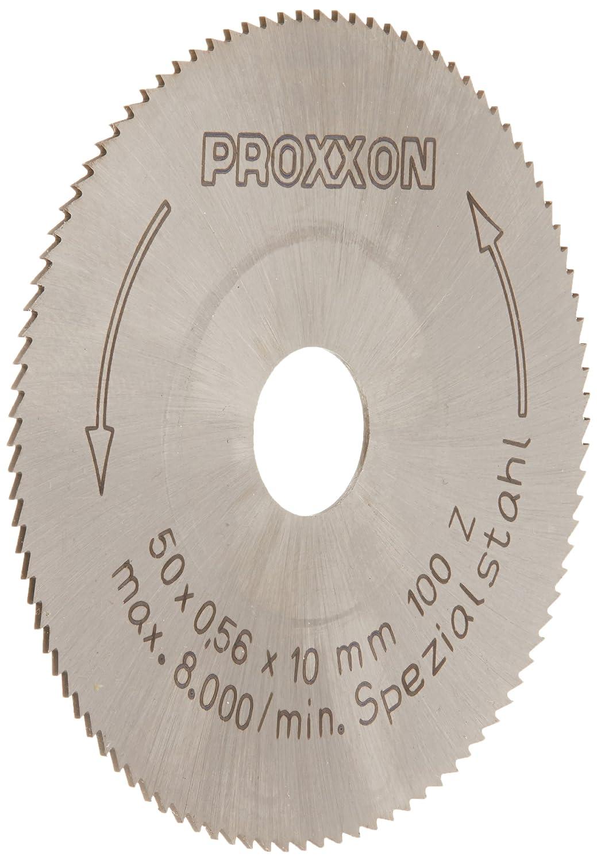 Proxxon 28020 HSS Kreissä geblatt aus hochlegiertem Spezialstahl Ø 50mm, fein gezahnt