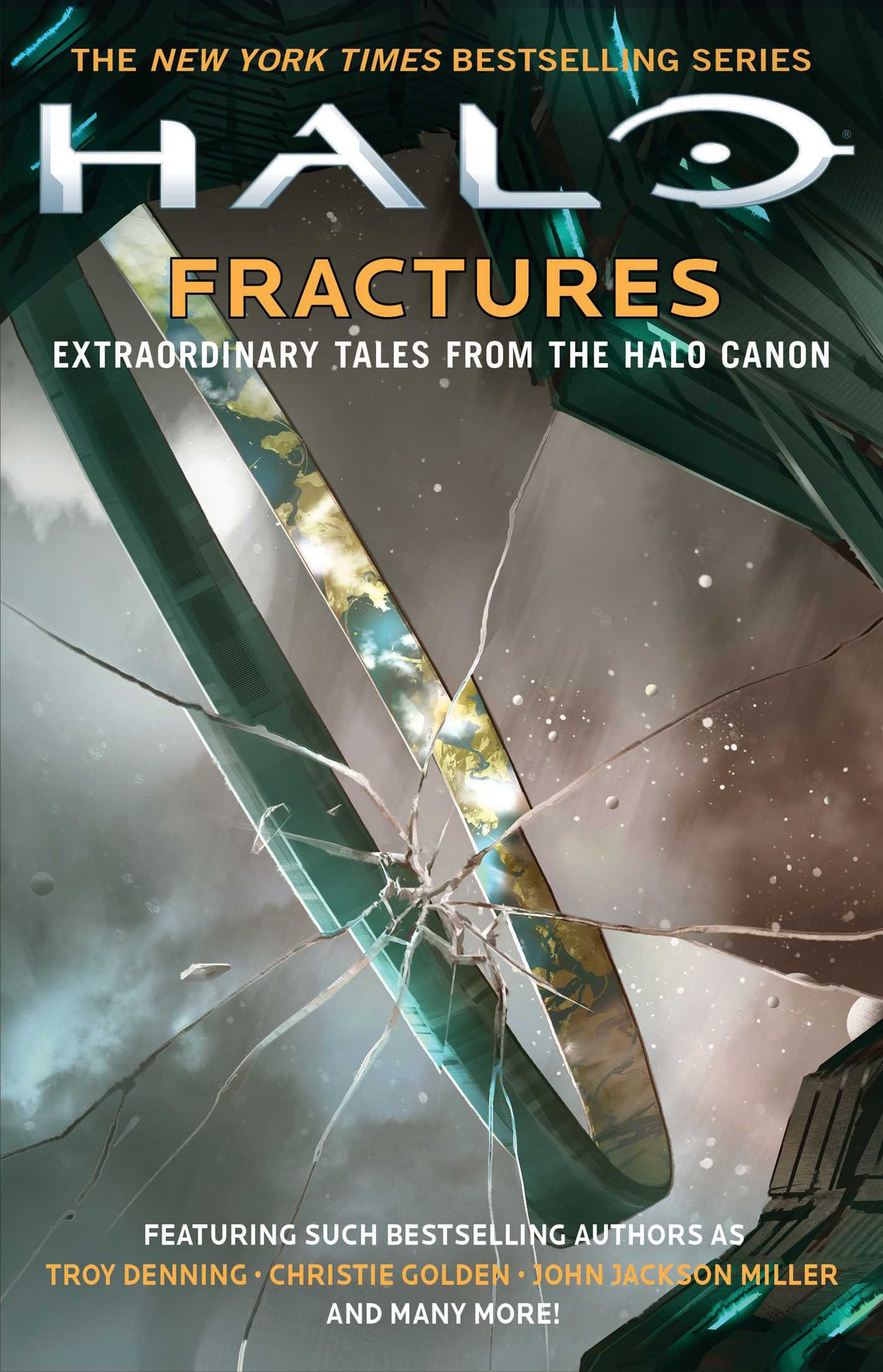 Halo: Fractures: Fractures: Amazon.es: Tobias S. Buckell, Troy ...