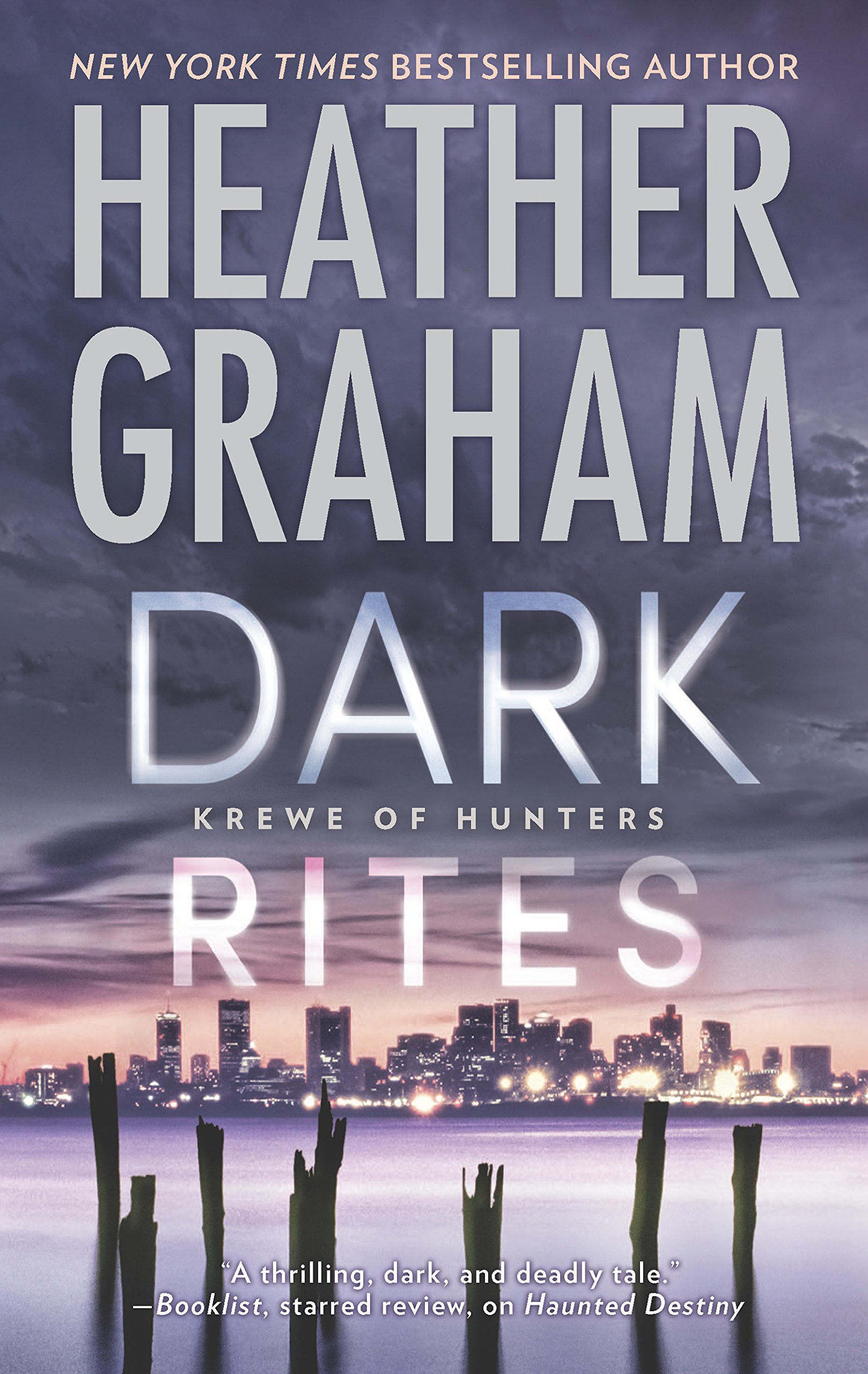 Download Dark Rites: A Paranormal Romance Novel (Krewe of Hunters) pdf epub
