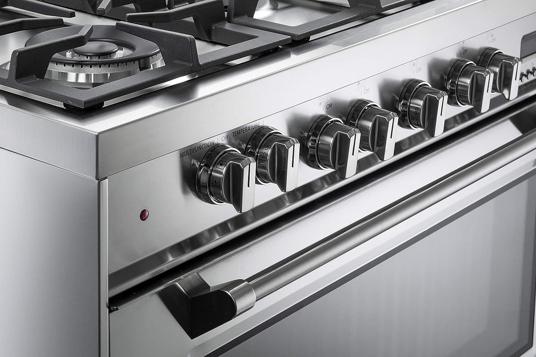 Freestanding Ranges Verona Prestige Series VPFSGG365DSS 36 inch ...