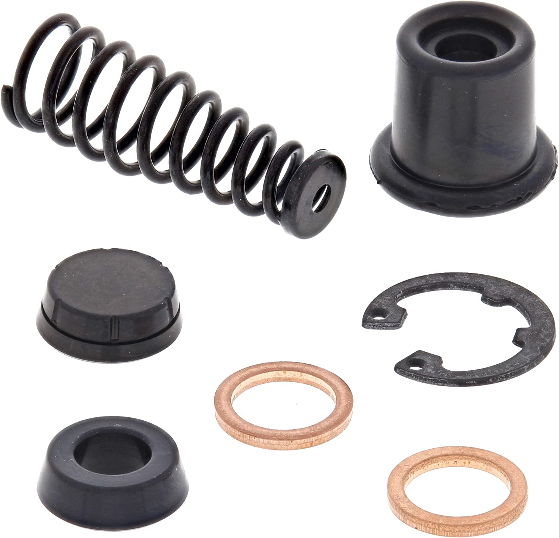 All Balls Rear Master Cylinder Repair Kit For Yamaha YFM 400 Kodiak 4WD 2004