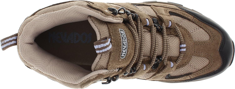 Nevados Womens Boomerang II Mid V1082W Hiking Boot