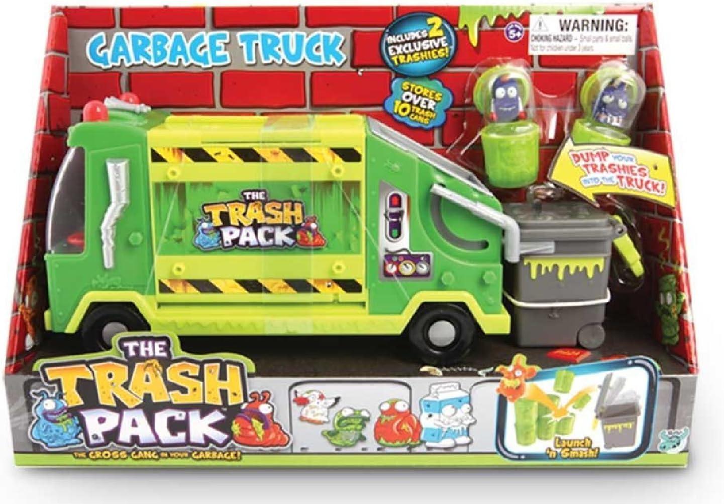 Trash Pack - Camión de Basura (Giochi Preziosi 01707): Amazon.es: Juguetes y juegos