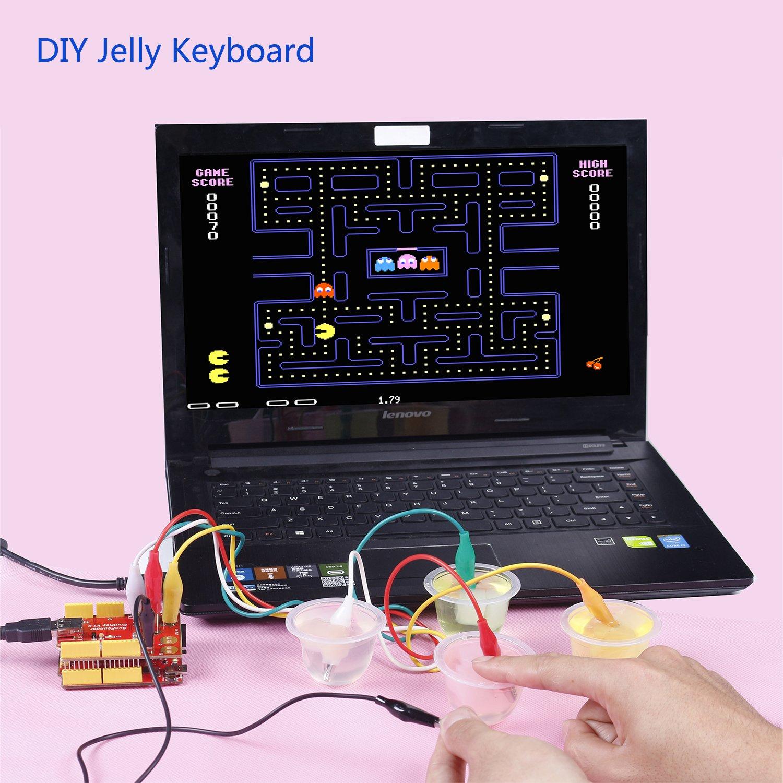Mua sản phẩm SunFounder FruitKey USB Keyboard DIY Starter Kit