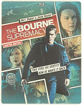The Bourne Supremacy in Blu-ray/DVD