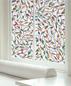 "Artscape New Leaf Window Film 24"" x 36"""