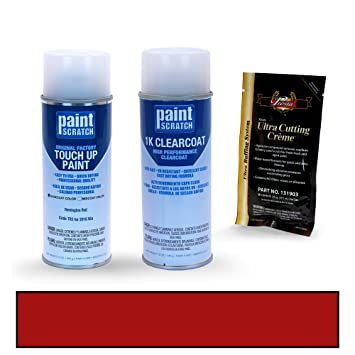 Amazon.com: PAINTSCRATCH Remington Red TR3 for 2016 Kia Optima - Touch Up Paint Spray Can Kit - Original Factory OEM Automotive Paint - Color Match ...