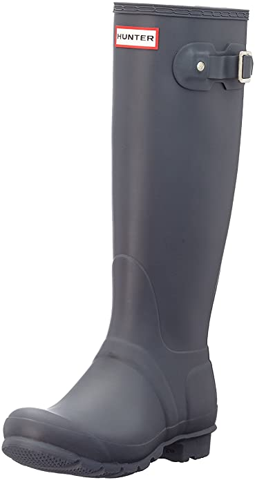 Hunter Wellington Boots, Botas de Agua para Mujer: Amazon.es: Zapatos y complementos