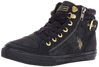32b3d43e966 Amazon.com | U.S. Polo Assn.(Women's) Women's Cady Fashion Sneaker ...