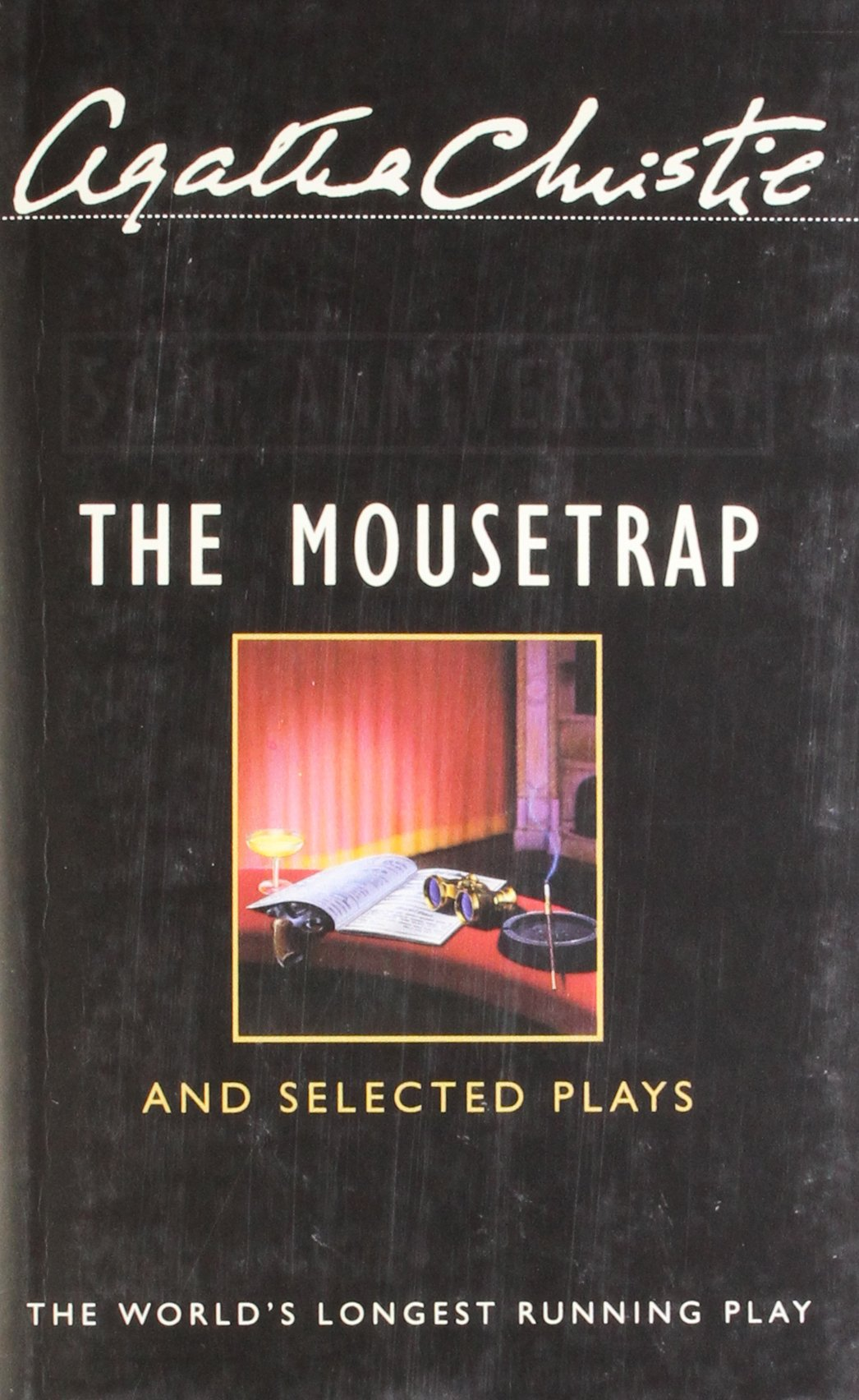 Agatha Christie Mousetrap Selected Plays product image