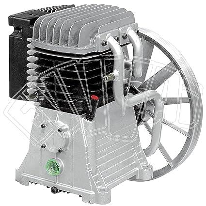 Unidad de bombeo compresor de aire, 827 l/min, con cabezal, 2