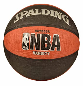 Spalding NBA Outdoor Varsity Balón de Baloncesto: Amazon.es ...
