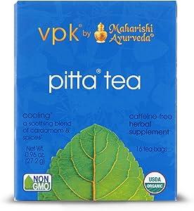 Cooling Organic Pitta Herbal Tea   16 Tea Bags