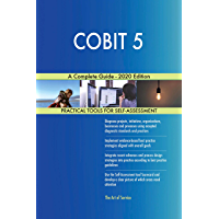 COBIT 5 A Complete Guide - 2020 Edition (English Edition)