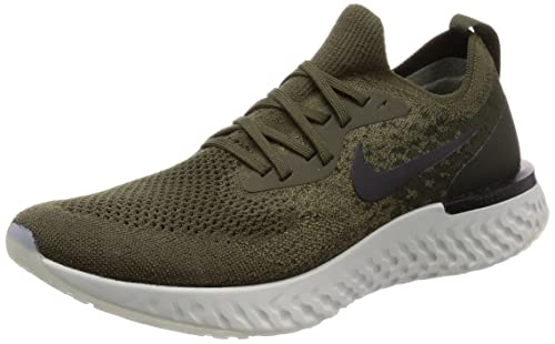 e787546a8b6a Nike Mens Epic React Flyknit Running Trainers AQ0067 Sneakers Shoes (UK 11  US 12 EU