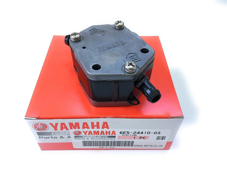 Yamaha Oem Outboard Fuel Pump Assy 115 150 175 200 225 Vmax Filter 250 300 Automotive