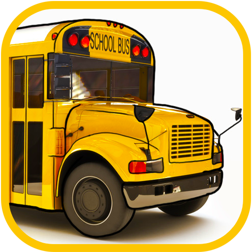 School bus games free to play: Driving simulator 2015