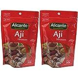 Alicante Especias y Condimentos (Aji Triturado, 50 gr.) - PACK of 2