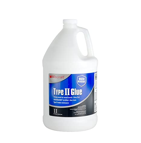 Wilsonart Type Ii Water Resistant Wood Glue 1 Gallon