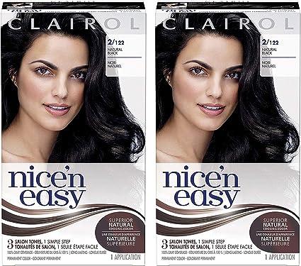 Clairol Nicen Easy Liquid, Tinte capilar permanente de ...