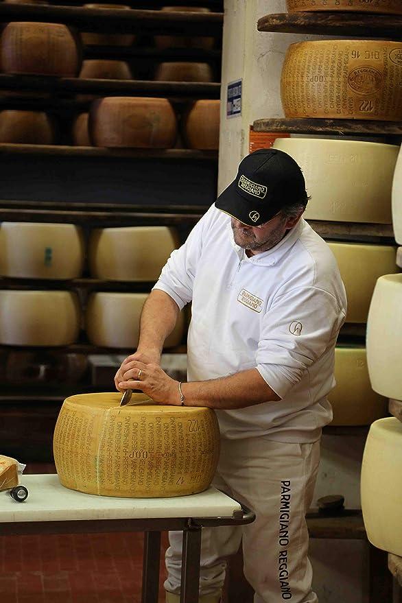 Parmigiano Reggiano maduración 24/26 meses: Amazon.es ...