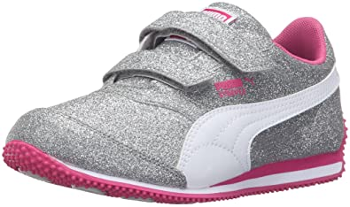 e157a8d7332f PUMA Steeple Glitz Glam V Kids Sneaker (Toddler  Little Kid Big Kid)