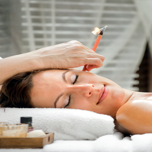 Ear Candling - Health and Revitalization ()