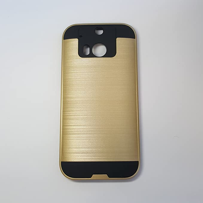 HTC One M8 - Carcasa de Metal para HTC One M8: Amazon.es ...