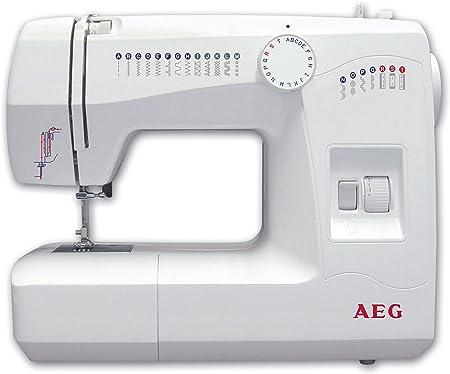 AEG NM 220 - Máquina de Coser: Amazon.es: Hogar