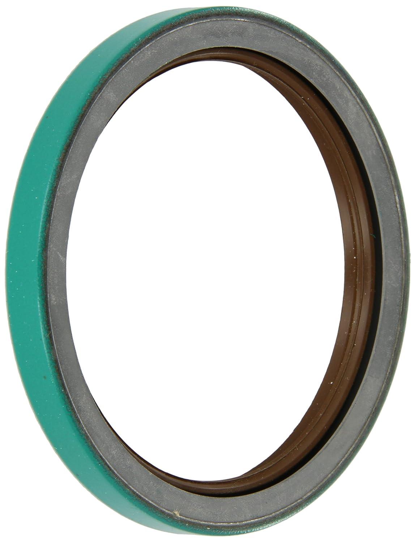 4.249 Bore Diameter 0.438 Width 3.5 Shaft Diameter CRWHA1 Style SKF 34857 LDS /& Small Bore Seal Inch V Lip Code