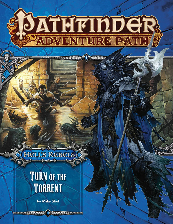 Pathfinder Adventure Path: Hells Rebels Part 2 - Turn of ...