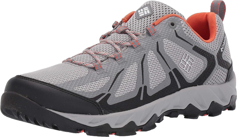 columbia men's peakfreak xcrsn ii xcel low outdry hiking shoes