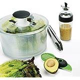 FWQPRA Salad Dressing Mixer and Pourer