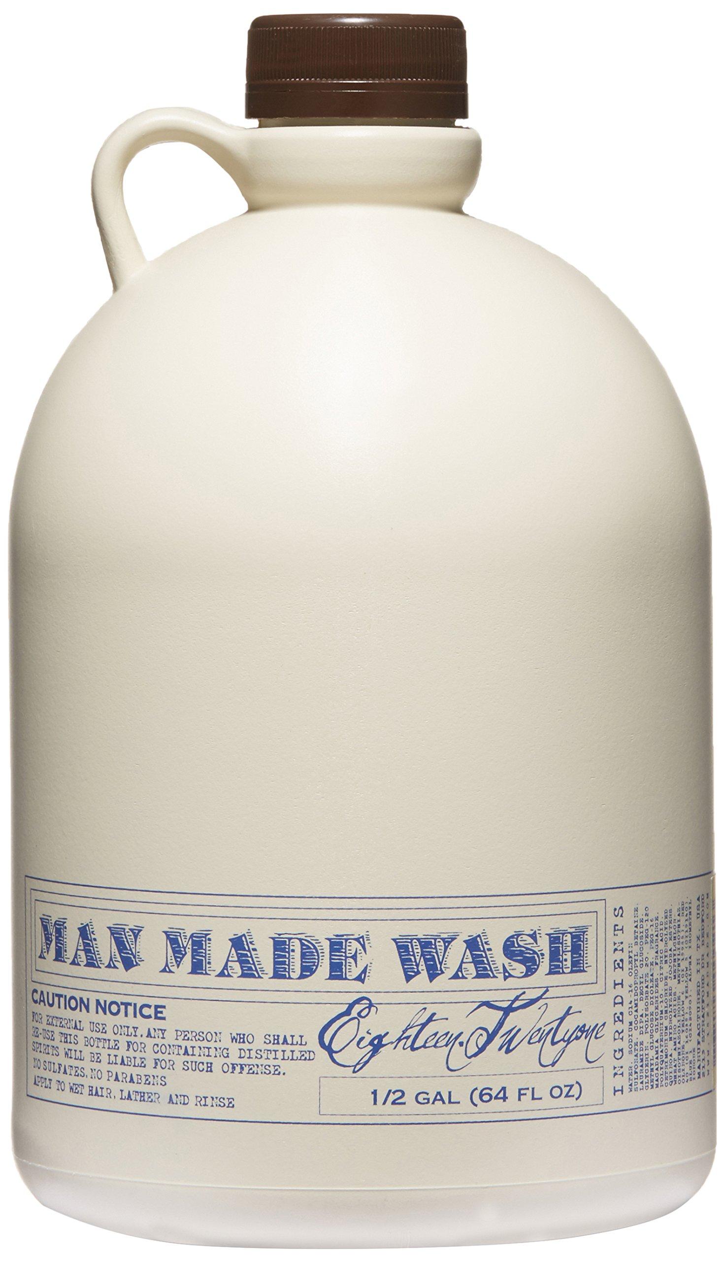 18.21 Man Made Wash, 64 oz by 18.21 Man Made (Image #2)