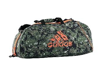 adidas Bolsa de Deporte Combat Camuflaje