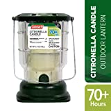 Coleman 70+ Hour Outdoor Citronella Candle