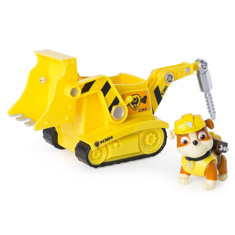 Spin Master Diggin Bulldozer Vehículo de la pata de la Patrulla Escombros 20063722-6023965