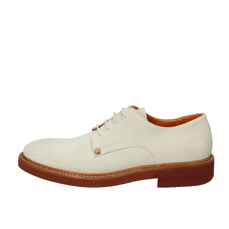 PACIOTTI 308 MADISON Oxford-shoes / Elegant Man Suede (11 US / 44 EU, Ice)