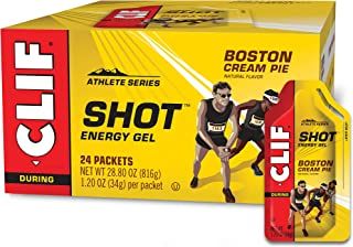 product image for Clif Shot - Energy Gels - Boston Cream Pie - (1.2 Ounce Packet, 24 Count)