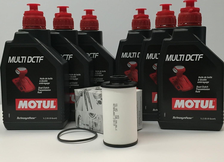 PACK aceite cajas DSG MOTUL MULTI DCTF 6 litro (G052182A2) + ...