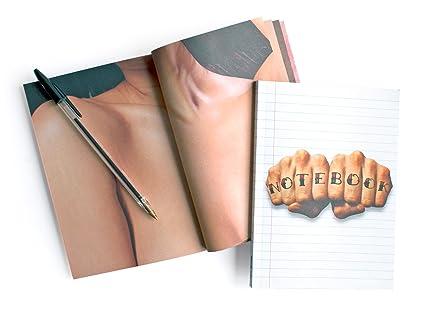 Suck - Libreta para diseñar tatuajes: Amazon.es: Oficina y papelería