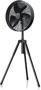Brandson - Ventilador de pie con trípode - Ventilador de diseño ...