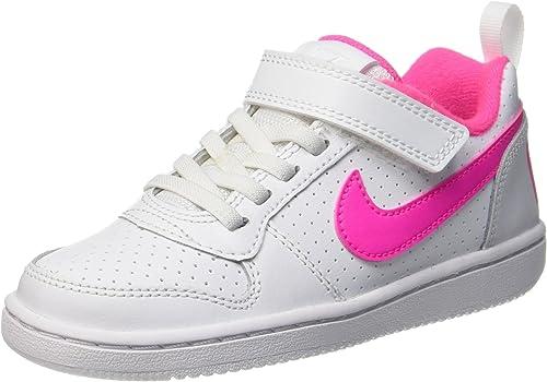 Nike Court Borough Low (PSV), Zapatillas de Baloncesto para Niñas ...