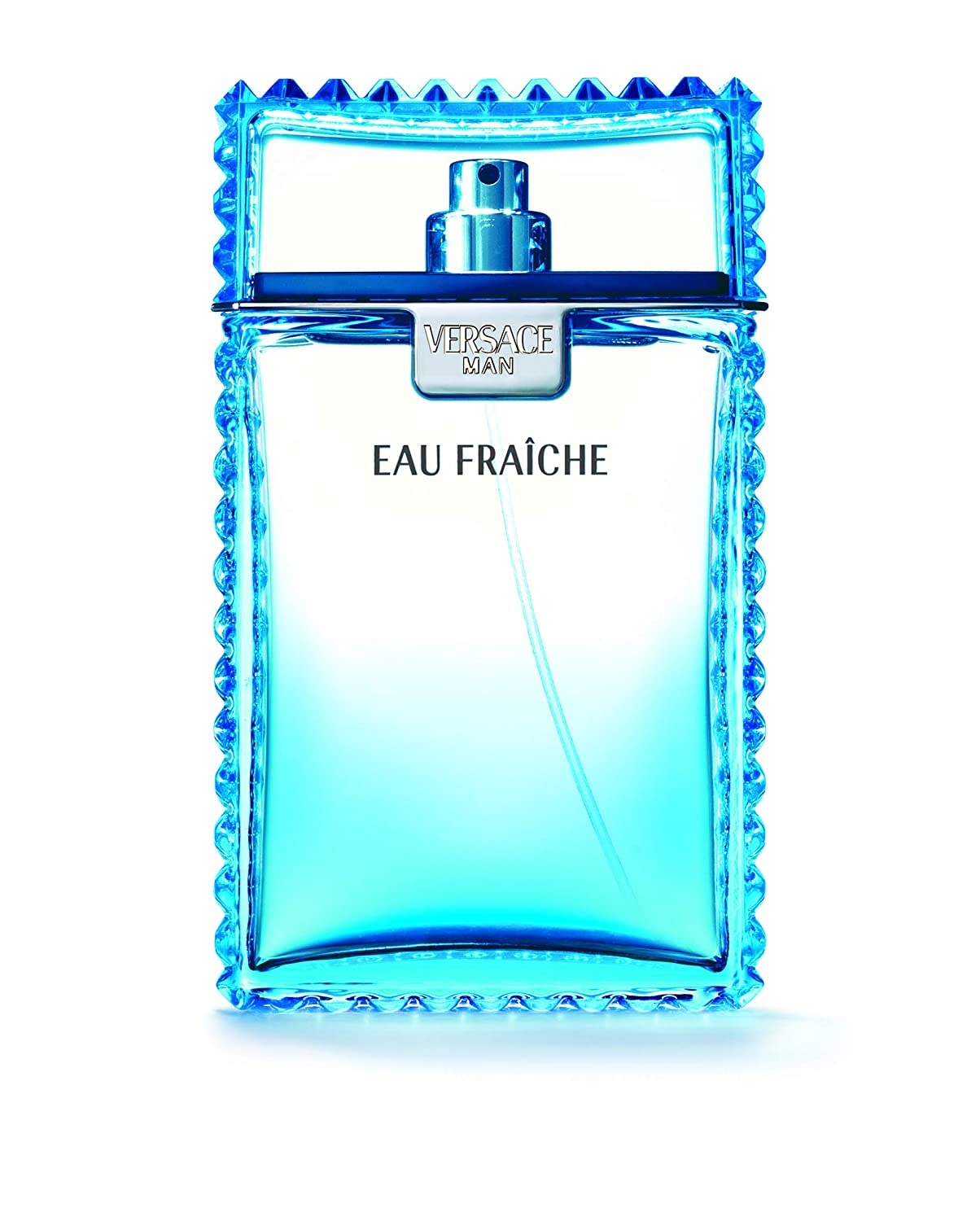 e990932a Man Eau Fraiche Eau De Toilette Spray Men by Versace, 6.7 Fl. Oz