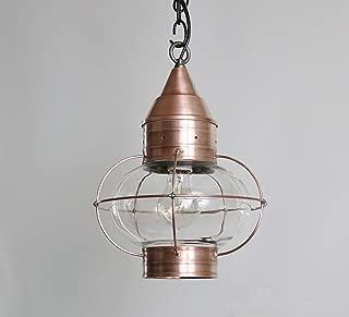 product image for Brass Traditions 622-AC Medium Hanging Onion Lantern, Antique Copper Finish Hanging Onion Lantern