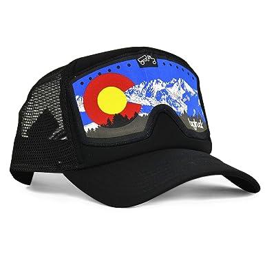a35466923a7b1 bigtruck Goggle Original Trucker Hat