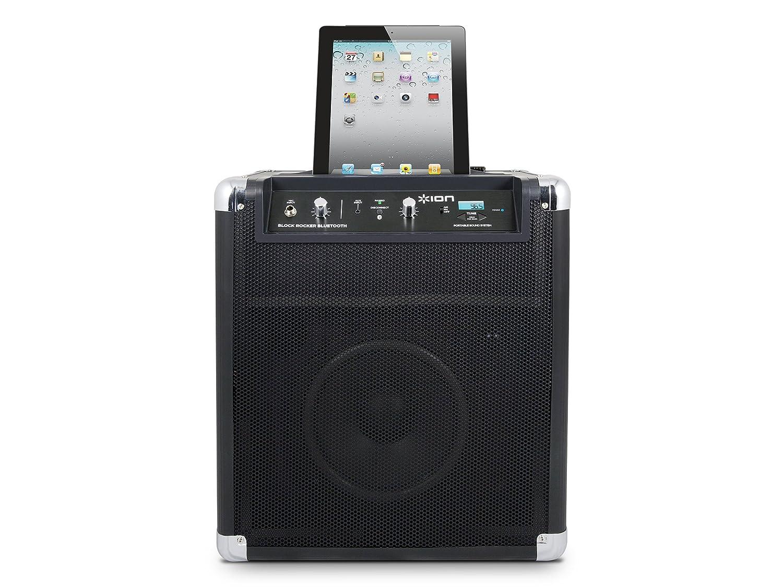 amazon com ion audio block rocker ipa56b bluetooth portable rh amazon com ion audio tailgater manual ion tailgater manual pdf